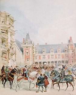 Routes historiques francois 1er ch teau blois - Point p blois ...